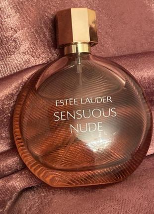 Ester lauder sensous nude духи парфюмированная вода парфюм