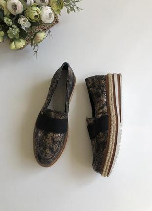 Туфли tamaris размер 38 состояние идеальное  стелька 25 см
