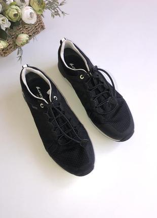 Кроссовки viking чёрные