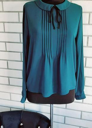 Шикарная блуза с бантиком от papaya