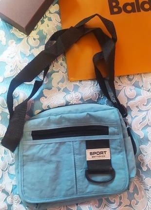 Спортивная мини сумочка кроссбоди