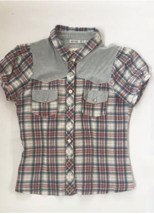 Рубашка з коротким рукавом