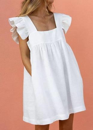 Топовое платье в стиле zara