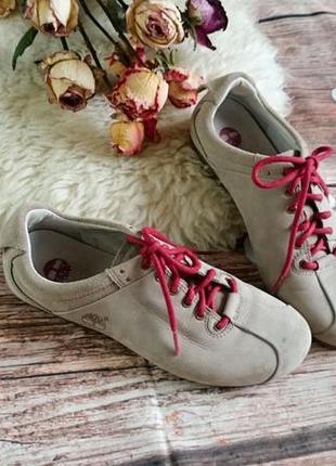 Спортивные туфли timberland. оригинал. натуральная кожа