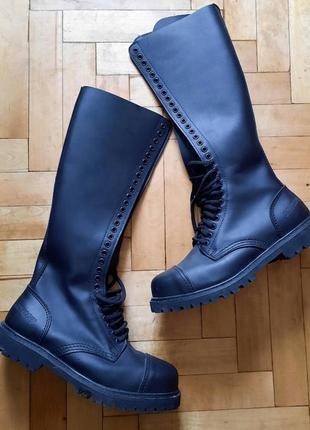 Добротные оригинальные сапоги,чоботи,ботинки,боти от undercover,унисекс!сток!