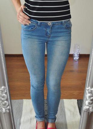 Джинси скіні denim co (джинсы скини)