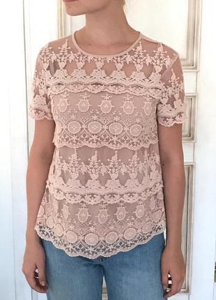 Sisley блуза-футболка