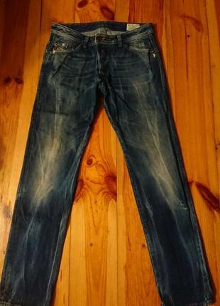 Брендові фірмові джинси diesel модель darron,оригінал,made in italy,розмір 33/34.