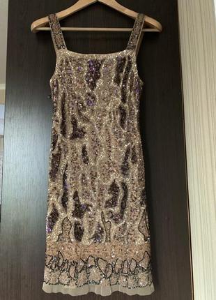 Платье шикарное нарядное