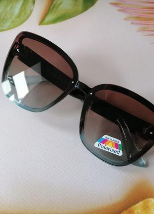 Эксклюзивные солнцезащитные женские очки с поляризацией