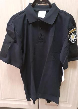 Футболка трикотажная полицейская