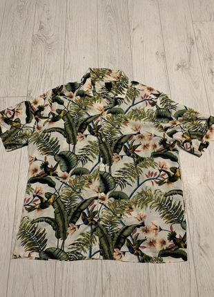 Летняя рубашка «h&m»
