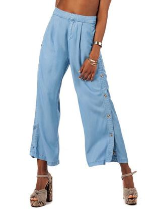 Круті джинсові кюлоти