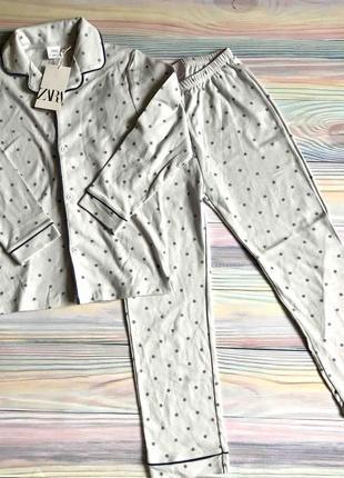 Новая пижама zara