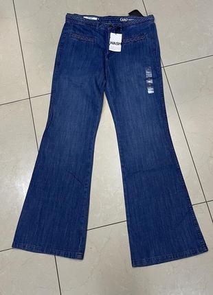 Брюки джинсові gap