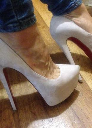 Туфли sexy fairy, очень удобные. обувала пару раз .