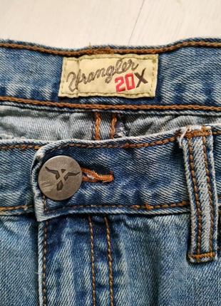 Wrangler  20x джинсы 34/34 оригиналінал з канади
