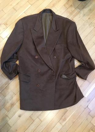 Кашемировый шерстяной пиджак loro piana оригинал италия бренд люкс