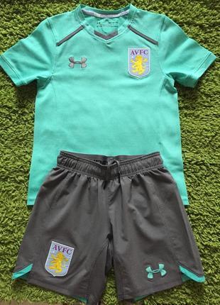 Детская футбольная форма under armour p 134