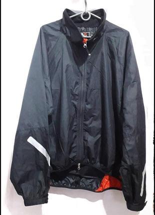 Ветрозащитная вело курточка polo sport.