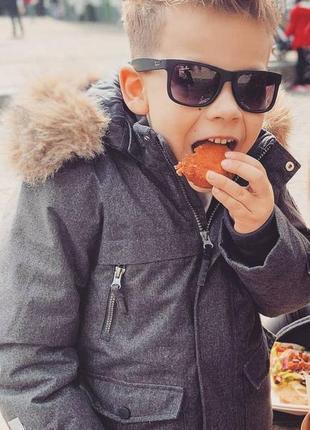 Зимова парка куртка пальто для хлопчика р.110-116 lego wear tec exclusive reima lenne
