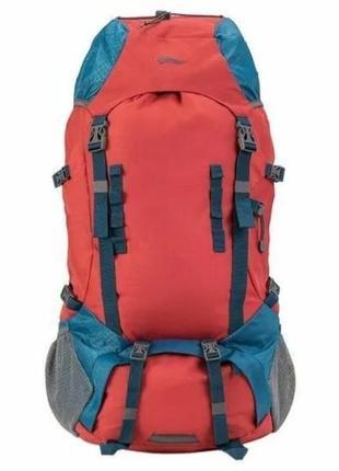 Туристичний трекінговий рюкзак crivit 70l