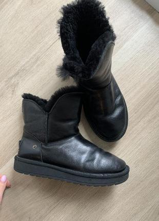 Ugg уги ботинки зимние