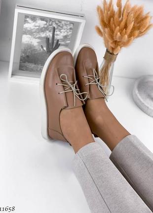 Туфли на шнурках🔥подойдут на любую полноту 😍