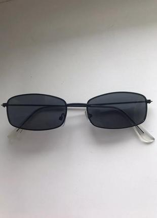 Очки солнцезащитные винтаж