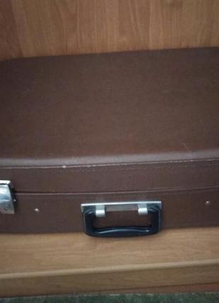 Ретро валіза чемодан