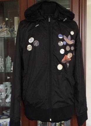 Куртка adidas  р l ц  650 гр💥💥💥