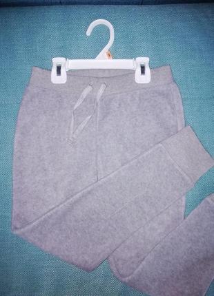 Флисовые штаны gap