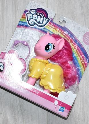 Hsabro my little pony очень красивая пинки пай с обручем