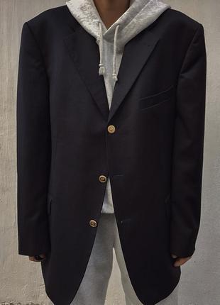 Винтажный пиджак винтаж balmain