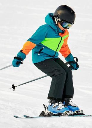 Зимові лижні дитячі штани полукомбінезон lego wear р.146-152 reima, columbia, lenne