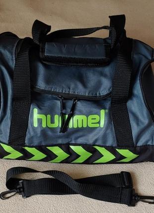 Сумка  мужская спортивная hummel authentic sports bag новая оригинал.