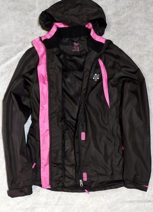Куртка crivit для бега и вело