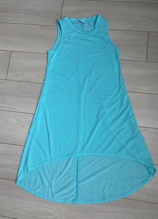 Удлиненное платье oodji