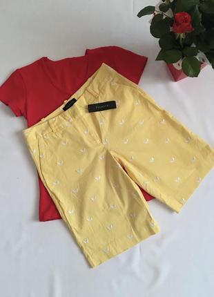 Широкі короткі шортиз кишенями/широкие короткие шорты с карманами