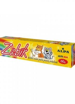 "Alpa-dent дитяча зубна паста ""зубок"""