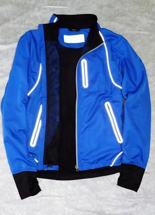 Куртка ветровка ttr run мужской s-m (туризм трекинг спорт бег mammut salewa)