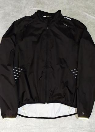 Куртка дождевик  для вело и бега мужской l-xl