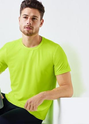 Спортивная функциональная футболка размер 52-54 наш tchibo тсм