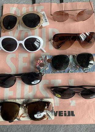 🔥распродажа 🔥солнцезащитные очки next2 фото