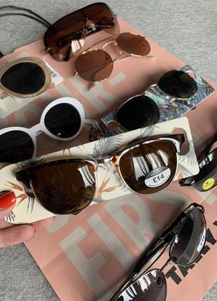 🔥распродажа 🔥солнцезащитные очки next7 фото
