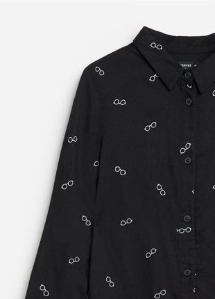 Стильная рубашка для девочки от reserved польша