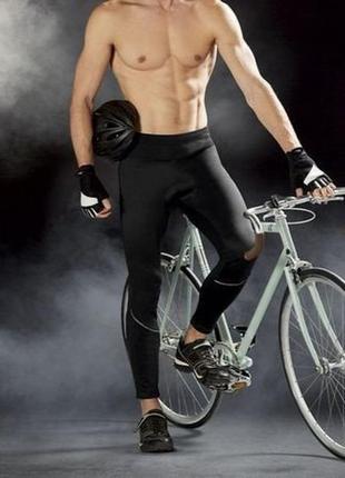 Мужские велоштаны термо вело лосины crivit xl германия