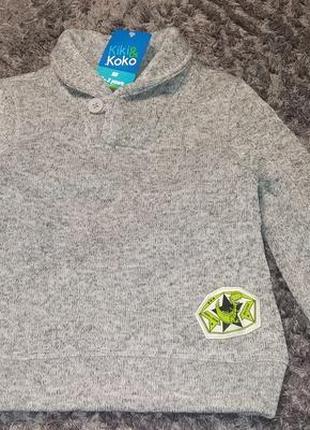 Кофта светер реглан хлопчик 98р1 фото