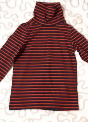 Lupilu лупилу гольф свитер   пролет  новое  рост 123-128 см возраст 7-8 лет