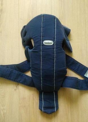 Якісна переноска/ кенгуру baby bjorn/ дитячий рюкзак для  переноски дитини